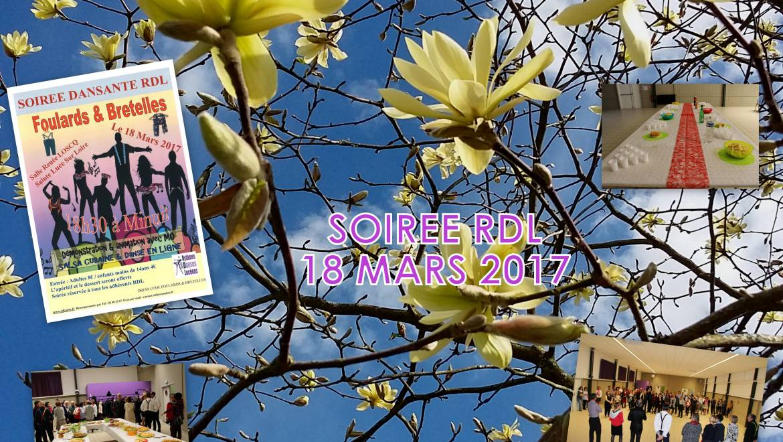 Soirée du 18 mars 2017