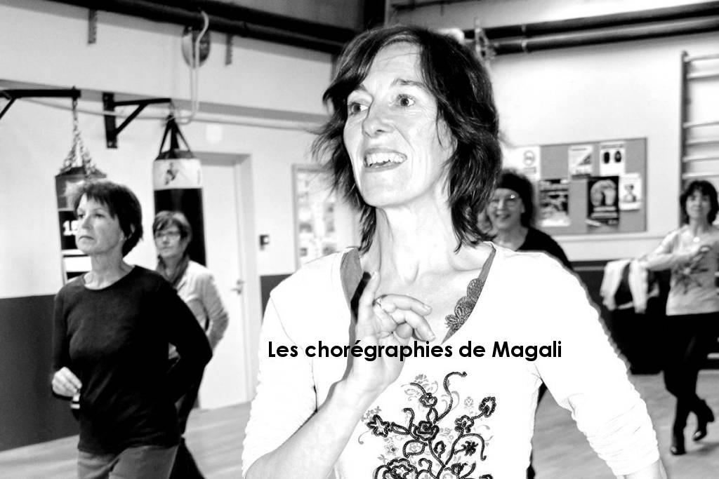 Chorégraphies Magali