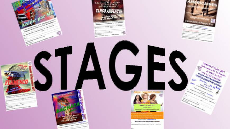 Photos stages